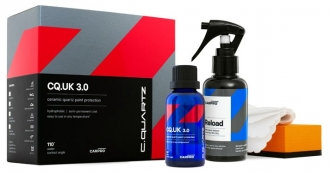 CarPro CQuartz Paint Protection Keramikversiegelung UK-Edition v3.0