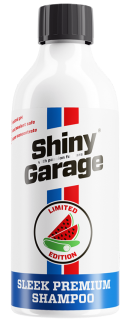 Shiny Garage Sleek Premium Shampoo Melone 500ml
