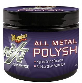 Meguiars NXT All Metal Polysh 142g