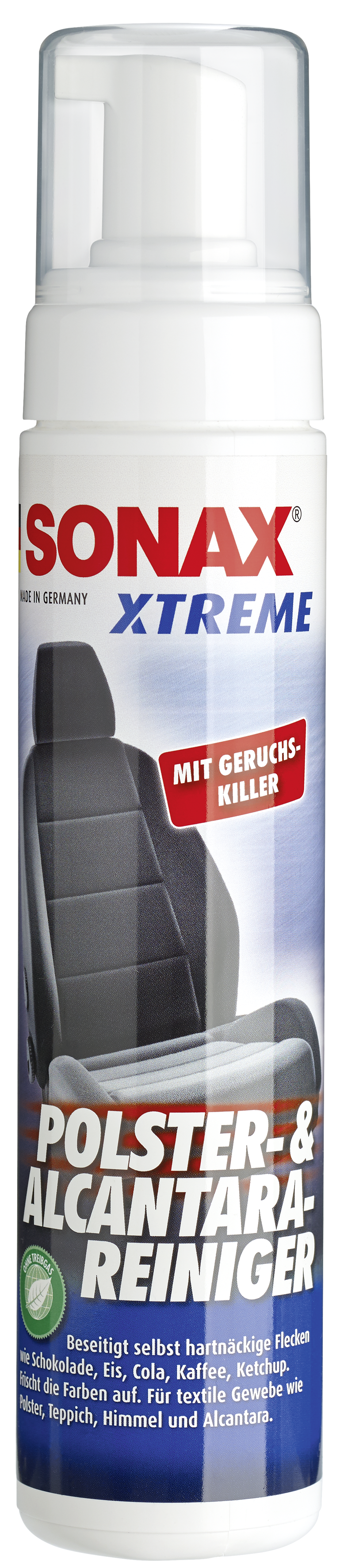 flowmaxx autopflege sonax xtreme polster. Black Bedroom Furniture Sets. Home Design Ideas