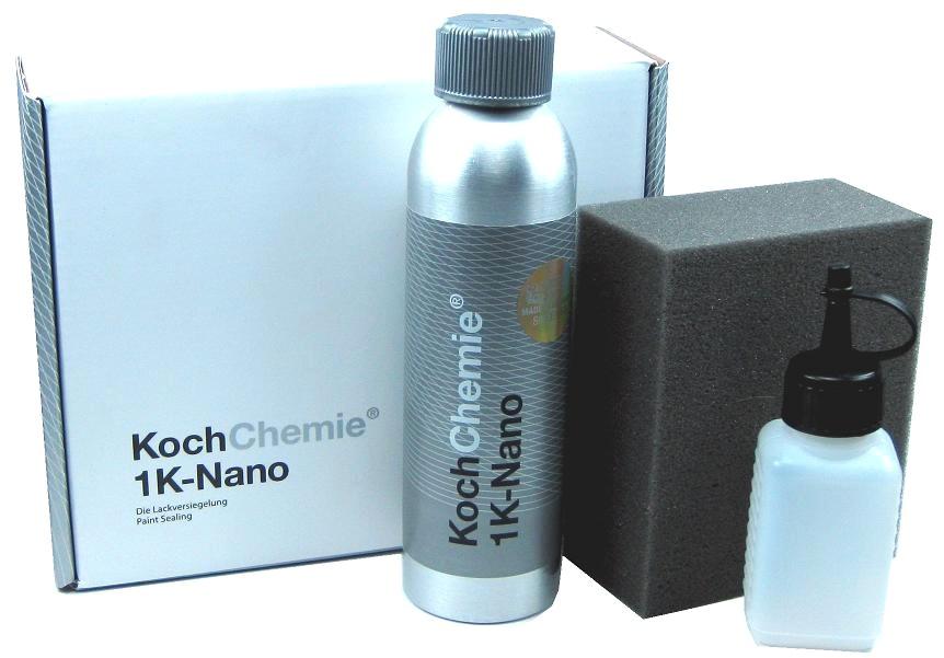 Flowmaxx autopflege koch chemie 1k nano lackversiegelung for Koch 1k nano