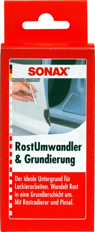 flowmaxx autopflege sonax rostumwandler grundierung 125ml. Black Bedroom Furniture Sets. Home Design Ideas
