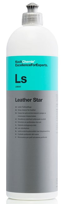 Flowmaxx autopflege koch chemie leather star 1l for Koch chemie pol star