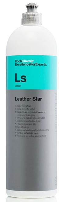 flowmaxx autopflege koch chemie leather star 1l. Black Bedroom Furniture Sets. Home Design Ideas